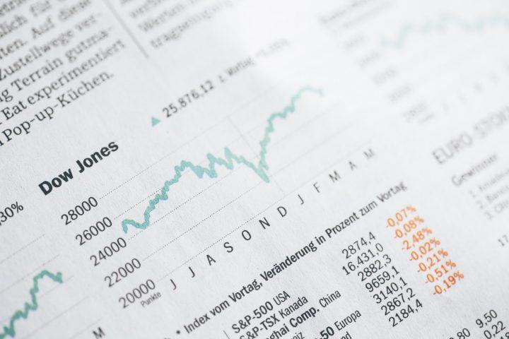 aandelenbeurs stort in