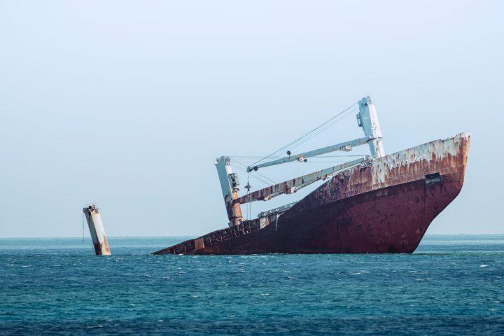 olie schip